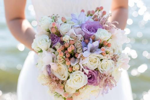 花嫁のブーケ